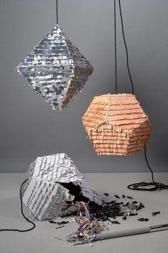 Confetti System : Home #candy #piata #foil