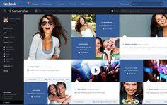 A DESIGNERS TAKE #facebook #design #web