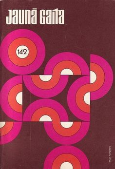 Jauna gaita 142 | Flickr - Photo Sharing! #cover #illustration #latvia #magazine