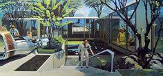 Retro-Futurism #futurism #retro #fi #sci #architecture #future
