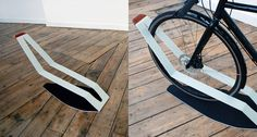 Bike Rack #interior #creative #modern #design #furniture #architecture #art #decoration