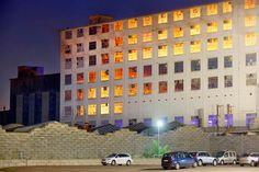 vacancy studies RAAAF rietveld architecture art affordances nao010 designboom #empty
