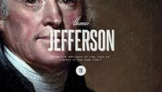http://brandingtheuspresidents.tumblr.com/ #states #jefferson #american #president #thomas #united #america #typography