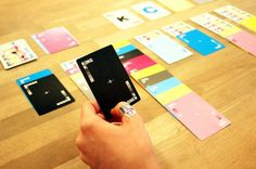 CMYK Cards 5 #cards