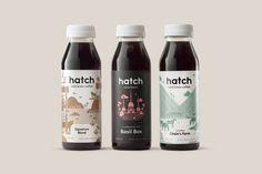 #packaging #label #illustration #branding #identity