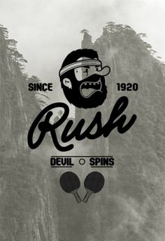 108 YEARS OF FAME on the Behance Network #rush