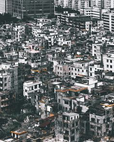 Incredible Rooftop Photography of Shenzhen by Ivan Sidorenko
