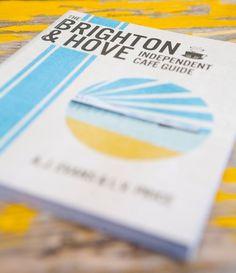 Vespertine Press | The Independent Cafe Guide #book #coffee #press #brighton #hove #vespertine