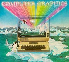 PORLAPUTA - Todos los días matando tus mejores neuronas #computer #illustration #apple