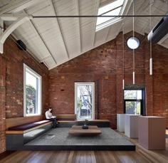 office, Taylor Knights Architects
