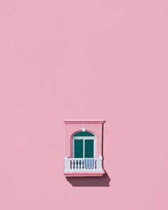 Colorful and Minimalist Architecture Photography by Matías Celis Areco