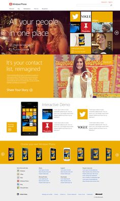 Windows Phone 8 by Erik Schutzman #web