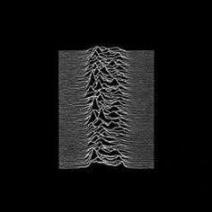 Unknownpleasures.jpg (300×300) #album #white #design #black #cover #and #joy #division