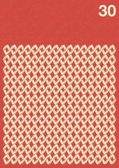 Marius Roosendaal—MSCED '11 #print #design #poster
