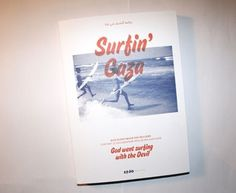Surfin' Gaza - Librairie THE LAZY DOG #cover #publication