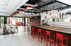 MoreySmith celebrates coca-cola heritage at UK headquarters in london