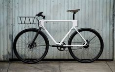 EVO - The Bike Design Project #solid #shapes #bike #triangles