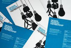 Spin — Design Museum Membership #leaflet