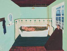Sarah McEneaney, 'Kilcullen's Enniscrone', 2016, Inman Gallery