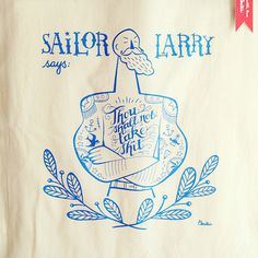 sailor larry-happy meat