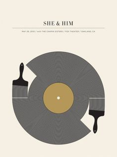 MunnShe&Him2010.jpg (JPEG Image, 450x600 pixels) - Scaled (98%) #poster #she #him