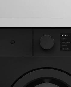 Josh Kornfeld / Smart Appliances Concept / Washer UX / 2017