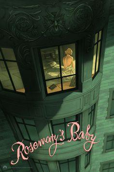 Rosemary's Baby - Jonathan Burton