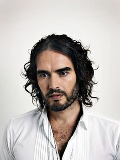 Russell Brand by PEROU #portraits #celebrity #photography
