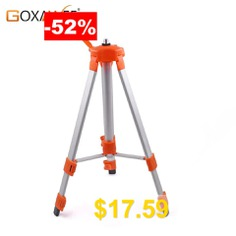 GOXAWEE #120cm #Aluminium #Alloy #Stand #Laser #Level #Tripod #For #Laser #Level #Adjustable #Height #Holder