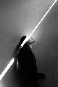 Tumblr #photography #white #light #black #gray