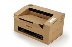 The Origami is a cardboard laser printer that you can fold, also it is eco-friendly, sustainable, cheap to make and easy to use.