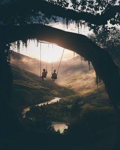 Dreamlike Photo Manipulations by Keane Luong