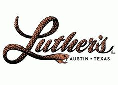 House Industries - Press - Luthers Austin #house #luthers #design #graphic #industries #typography