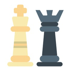 See more icon inspiration related to chess, king, queen, sport, sports and piece on Flaticon.