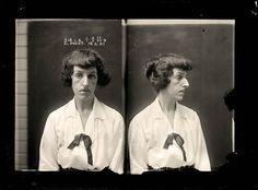 Mugshots from the 1920s Imgur #crime #photography #mugshot #portrait