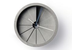 TrendsNow | 4th Dimension Concrete Clock #clock #concrete #4th dimension