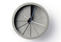 TrendsNow   4th Dimension Concrete Clock #clock #4th #concrete #dimension