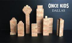 Wood Bricks Dallas