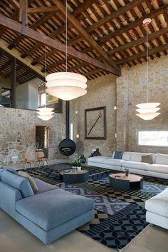 Girona Farmhouse Completely Refurbished by Gloria Duran Torrellas 2
