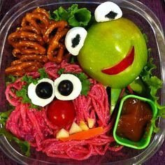 Lunchbox Faces » Design You Trust – Design Blog and Community #lunch #face #box