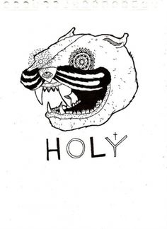 Holy - BINAU #illustration