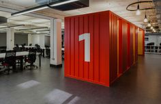 KONTOR LONDON #container