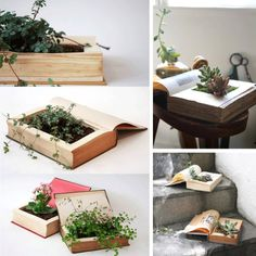 #DIY pot book