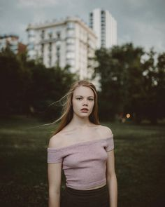 Beautiful Portrait Photography by Nathan Jesko