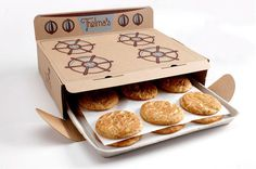 Thelma's Treats The Dieline #packaging #food