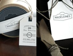 KN #packaging #madeleines #recycled