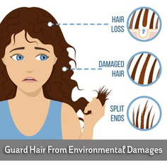 How to Repair your Damaged Hair?