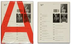 FFFFOUND! | A BLOG curated by » NEWS | NºA featuring Dirk Van Saene ONLINE #print #typography