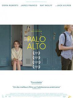 Palo Alto #palo #movie #coppola #gia #poster #alto