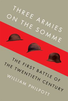Three Armies on the Somme #cover #editorial #book